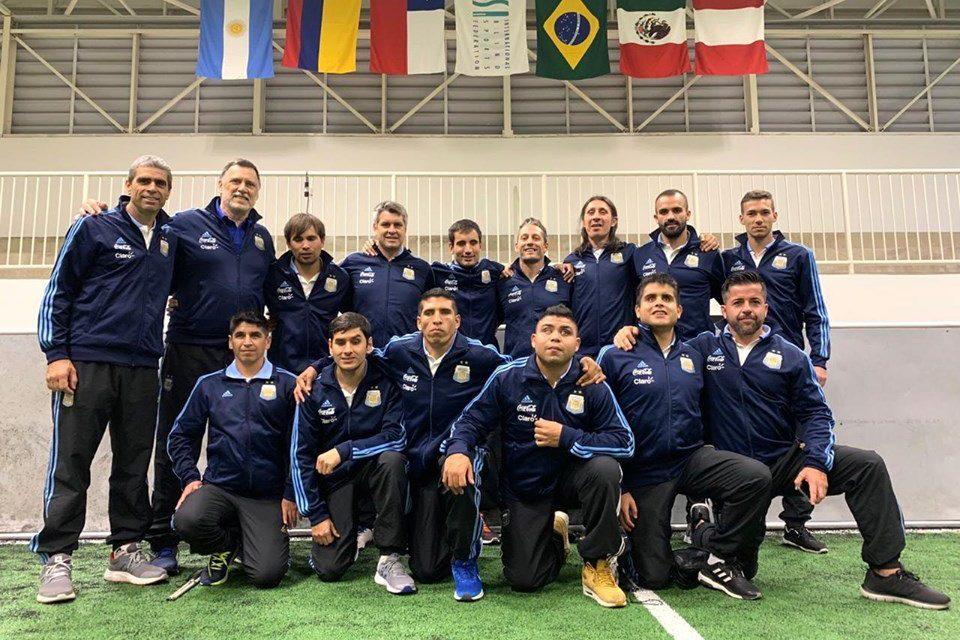 Fútbol para ciegos: Los Murciélagos, subcampeones de la Copa América