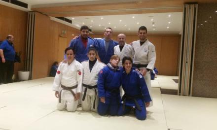 Judo: Argentina viaja a Indianápolis