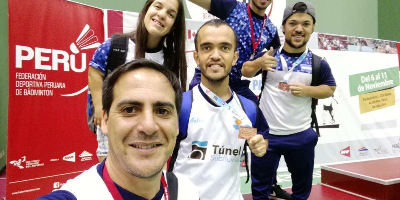 """Facundo Javier en Paradeportes Radio: """"Podemos pelear por una medalla en Lima 2019"""""""