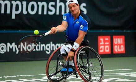 Tenis adaptado: una nueva final para Gustavo Fernández