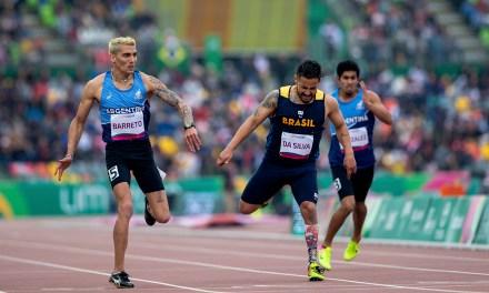 Lima 2019. Día 3: en para atletismo Hernán Barreto sumó su cuarta medalla Parapanamericana