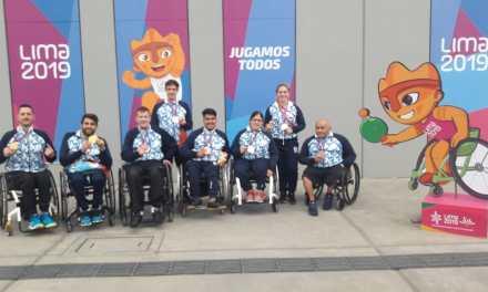 Lima 2019. Día 3: Depergola y Copola en tenis de mesa fueron los primeros medallistas dorados para la Argentina