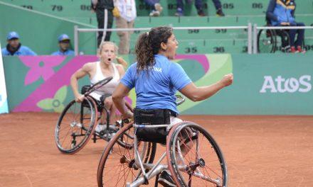 """Florencia Moreno en Paradeportes Radio: """"La medalla de bronce en Lima fue histórica para el tenis femenino"""""""