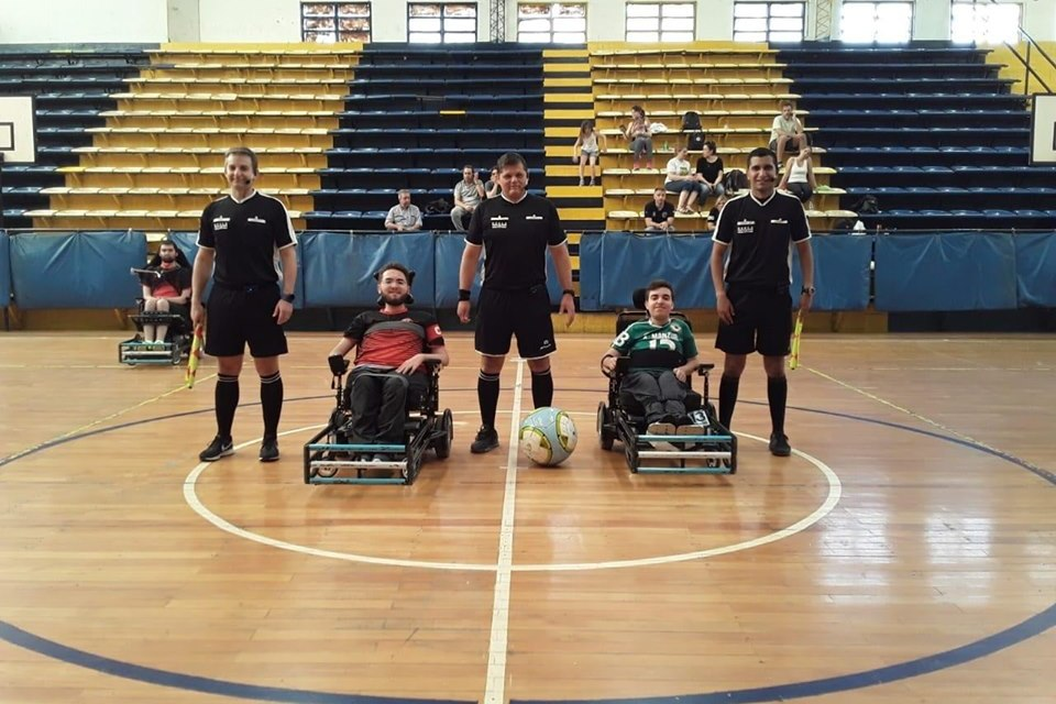 Powerchair football: Máquinas Azules y Titanes se acercan a Tigres en la Liga Nacional