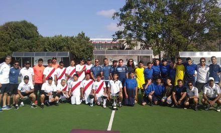 Fútbol para ciegos: Murciélagos A se quedó con la Copa Tango