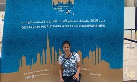 Arrancó el Mundial de atletismo paralímpico: debutaron Florencia Romero y Alejandro Maldonado
