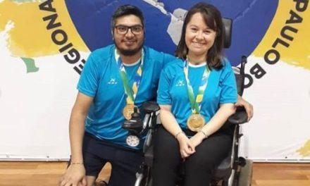 Boccia: Stefanía Ferrnado, elegida la mejor atleta del mes de septiembre