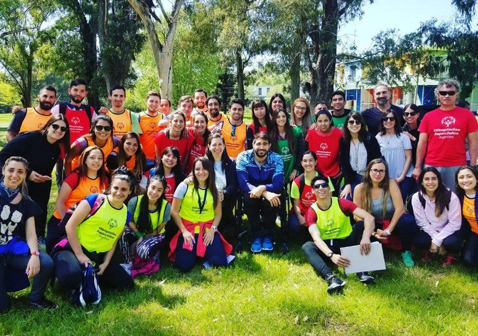 Atletismo: Se viene la cuarta edición de las Olimpiadas Especiales en Colonia Montes de Oca