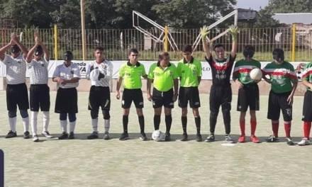 Fútbol para ciegos: Los Leones se quedaron con la Copa de Plata