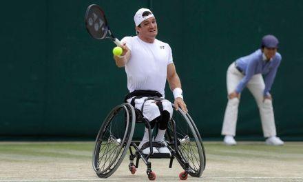 Tenis adaptado: derrota para Gustavo Fernández en Tweed Heads