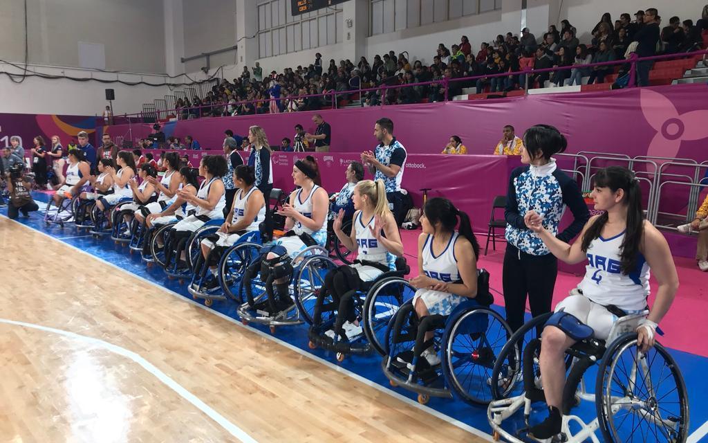 Básquet sobre silla de ruedas: la selección femenina se prepara para un año cargado de actividad