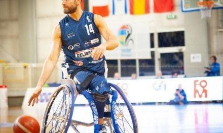 Básquet en silla de ruedas: el Britanea84 de Berdún se clasificó al Súper 8 en la Euroliga