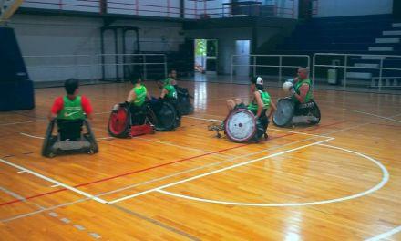 Quad rugby: la Selección tuvo su primera concentración