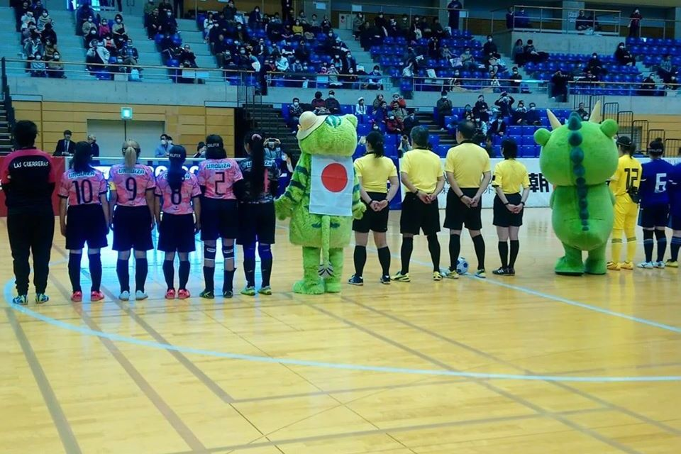 Fútbol para ciegos: Las Guerreras y una experiencia inolvidable en Japón