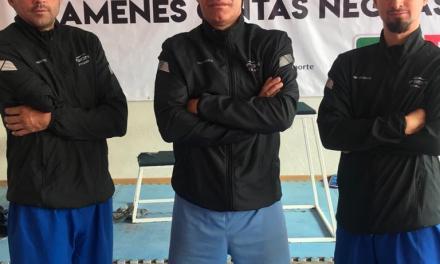 Parataekwondo: Novik y Samorano ya están en México y le apuntan a Tokio