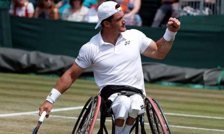 Tenis adaptado: Gustavo Fernández prepara su vuelta al circuito mundial