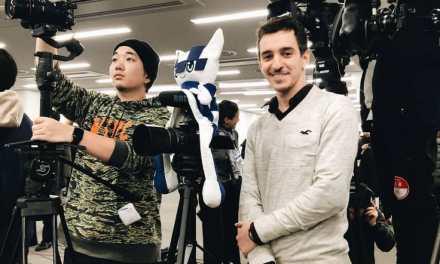 La historia del periodista argentino que trabaja en la organización de Tokio 2020