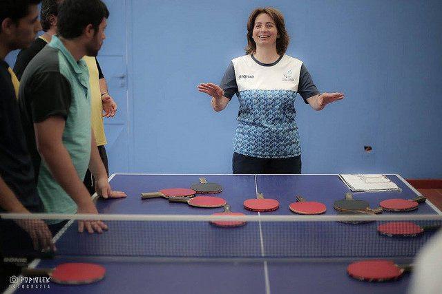 """Charla abierta sobre """"la presencia de mujeres entrenadoras en el deporte olímpico y paralímpico argentino"""""""