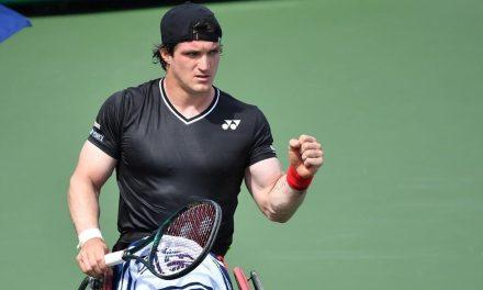 Tenis adaptado: Gustavo Fernández, eliminado del US Open