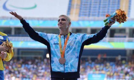 Se cumplen cuatro años de la segunda medalla de bronce de Hernán Barreto en Río 2016