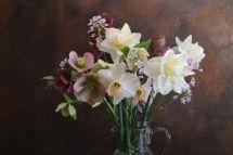 Frühling Paradiesgarten Maag Blumenstrauß