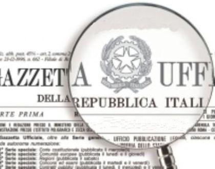Pubblicato in G.U. il Decreto sulla protezione del know-how riservato e dei segreti commerciali
