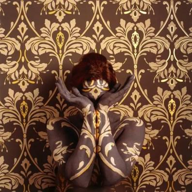 Camouflagekunst van Cecilia Paredes