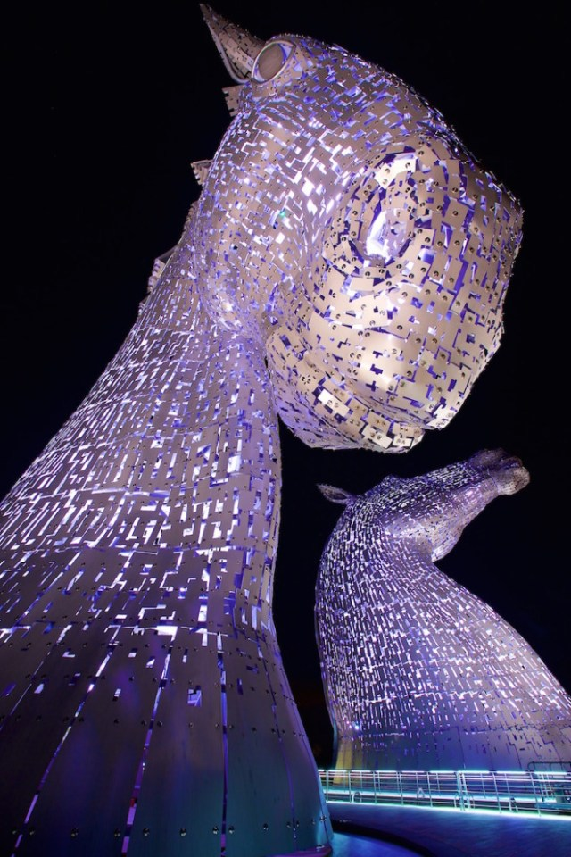 The kelpies 8