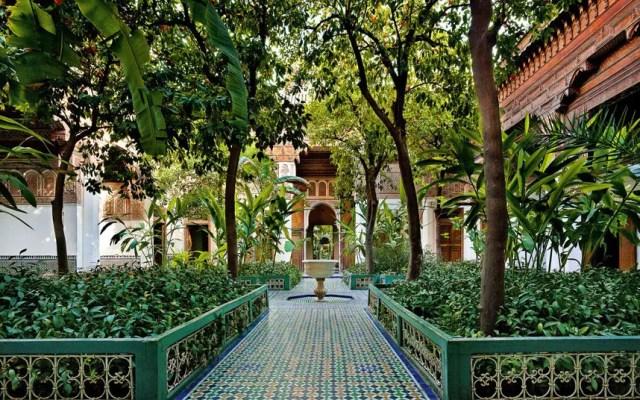 Geheime tuinen in Marrakech   Paradijsvogels Magazine