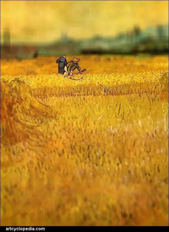 Van Gogh in nieuw perspectief | Paradijsvogels Magazine
