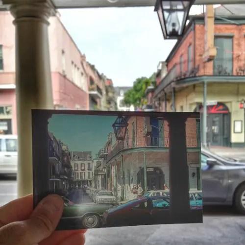 Madison Street in New Orleans, Louisiana