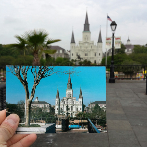 St. Louis Cathedral in New Orleans, Louisiana