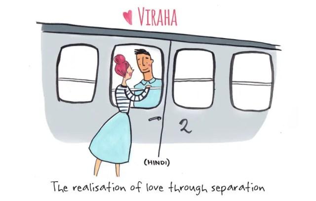 De mooiste onvertaalbare uitdrukkingen over de liefde | Paradijsvogels Magazine