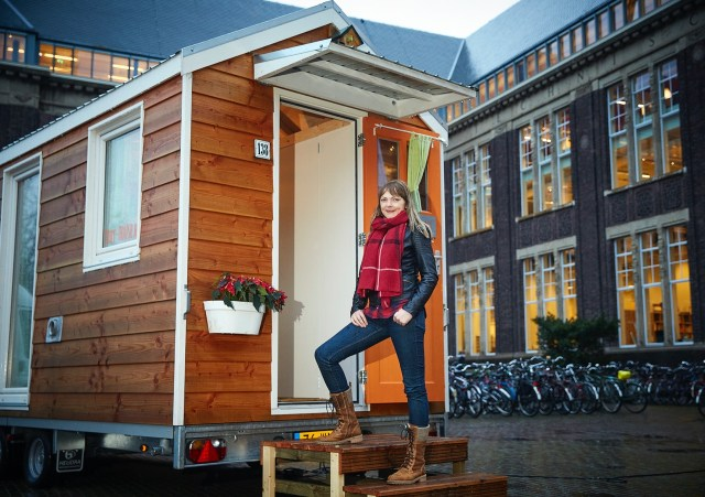 marjolein tiny house