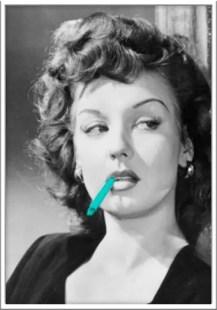 vrouwen geschiedenis Cigarette