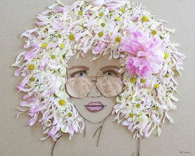 Bloemportret - Vicki Rawlins (2)