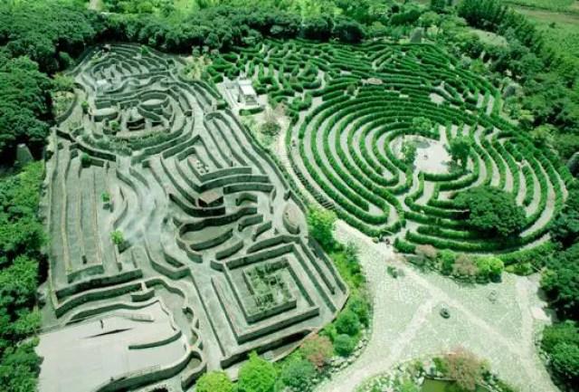 Gimnyeong Maze Park1