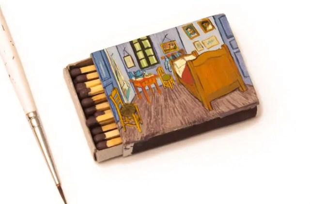 Salavat Fidai - miniatuurschildering luciferdoosjes (7)
