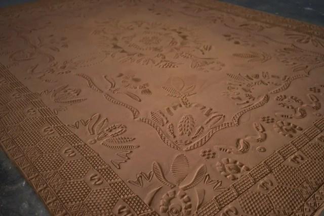 tapijt van zand8
