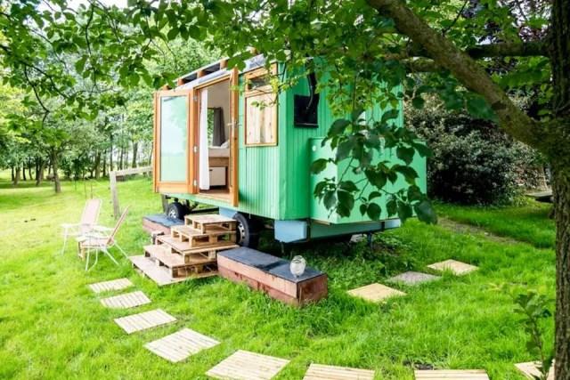 Tiny Inn Adam N 1 bijzondere overnachtingen