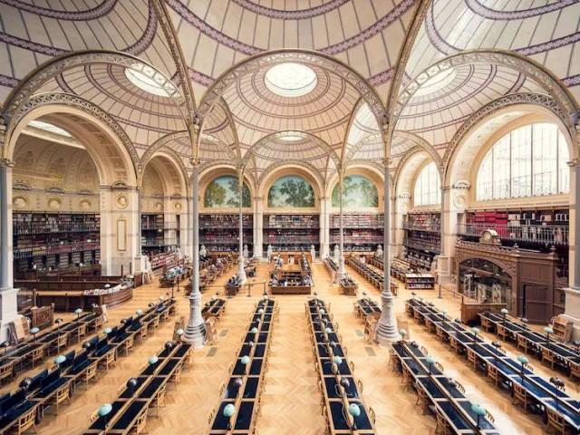 bibliotheken symmetrisch