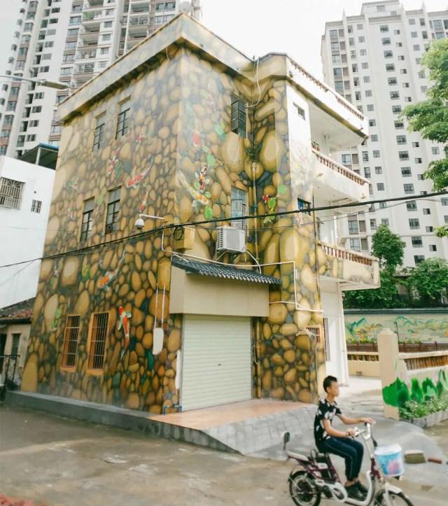 Chinese muurschilderingen 4
