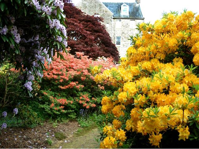 Geheime tuinen 15 - Braco Castle