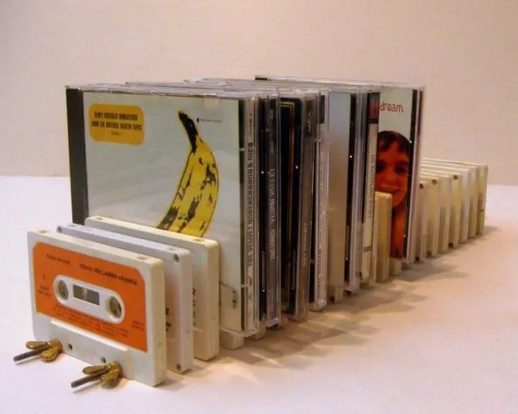 cassettebandje recycle cdrekje