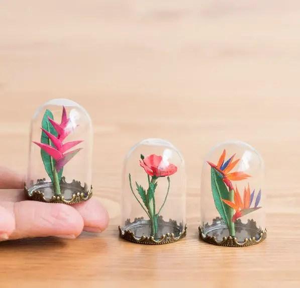 miniatuur plant terrarium 20