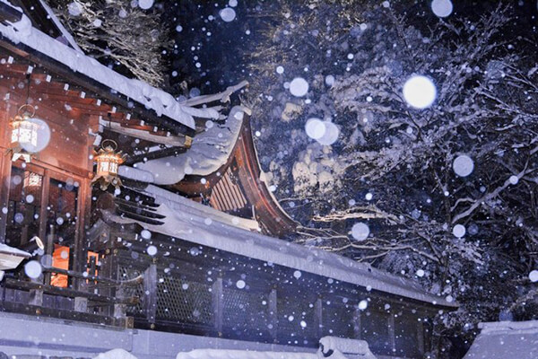 Kyoto in de sneeuw - 9