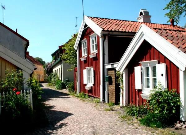 Bolderburen ecodorp huisjes