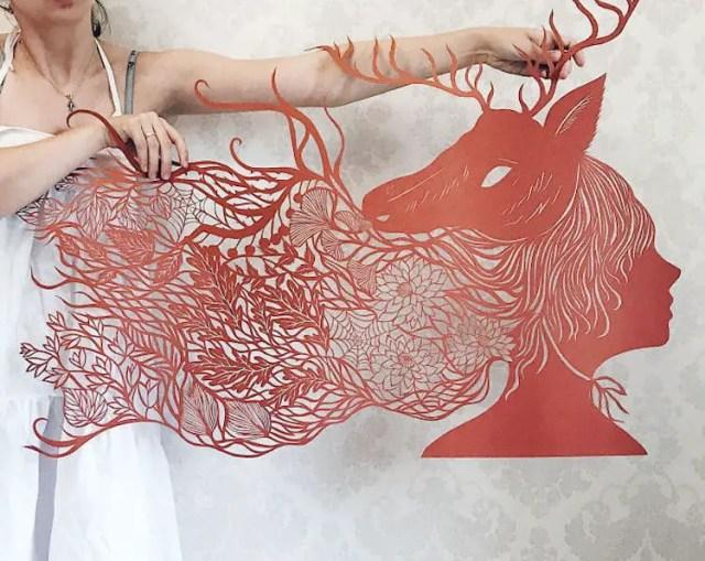 papiersnijkunst