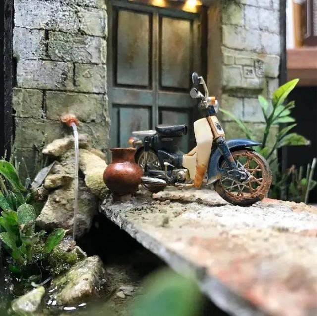 miniatuur jeugdherinneringen 11