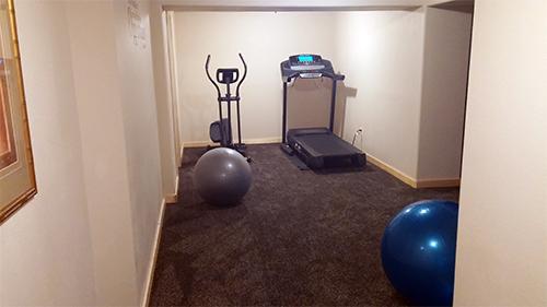 Sexual Addiction Rehab Center Exercise Area